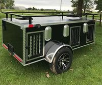 buy  Solid Point Custom Dog Trailers