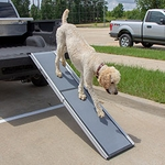 shop Solvit Deluxe Telescoping Pet Ramp