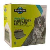 shop PetSafe Happy Ride Quilted Bench Seat Cover
