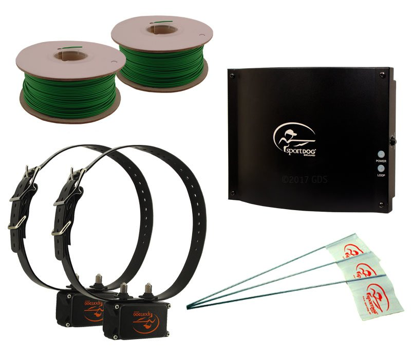 SportDOG In-Ground Fence System SDF-100A 2-dog. $359.90 (Save $6.00 ...