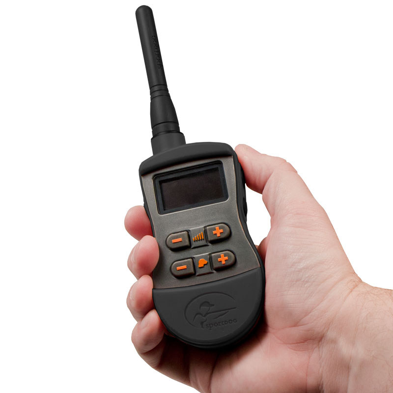 SportDOG SD-1275E Transmitter in Hand