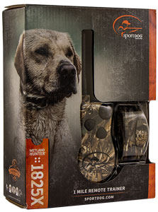 SportDOG SD-1825X Camo Wetland Hunter