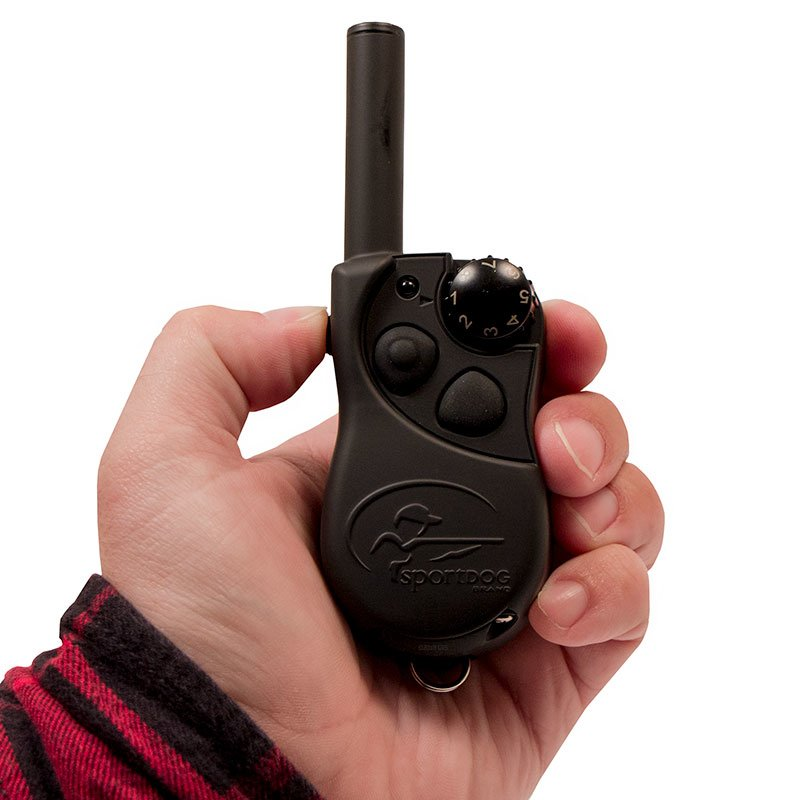 SportDOG SD-350 Transmitter in Hand