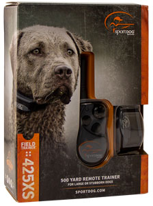 SportDOG Fieldtrainer SD-425XS Stubborn Dog Remote Training Collar