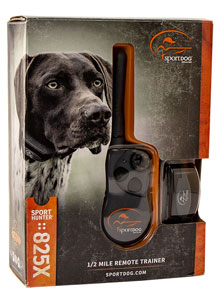 SportDOG SD-825X Sport Hunter Remote Training Collar