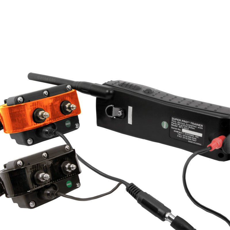SPT 2422 Transmitter and Receivers Charging