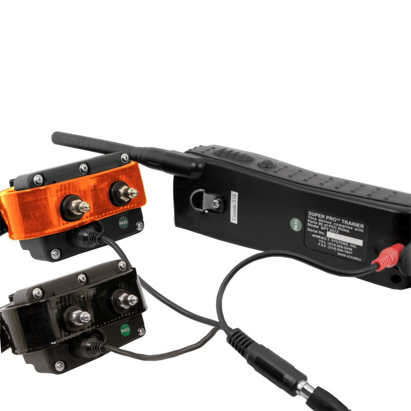 SPT 2432 Transmitter and Receivers Changing