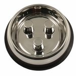 shop LARGE Stainless Steel Brake-Fast Bowl