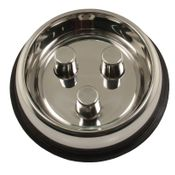shop MEDIUM Stainless Steel Brake-Fast Bowl