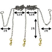 shop Stainless Steel Chain Gang Measurements