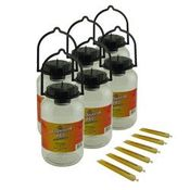 shop CLOSEOUT -- Starbar Fly Terminator Pro Fly Trap -- 6 Pack