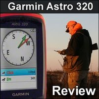 shop Steve's Garmin Astro 320 REVIEW by Steve Snell