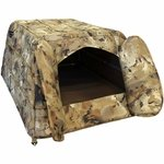 shop Tanglefree Flight Series Dog Blind Flap Entry Open