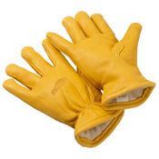 shop LINED TBI Deerskin Leather Gloves (pair)
