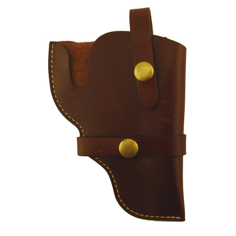 TBI Leather Holster Detail