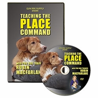 buy  TEACHING THE PLACE COMMAND DVD by Robin MacFarlane