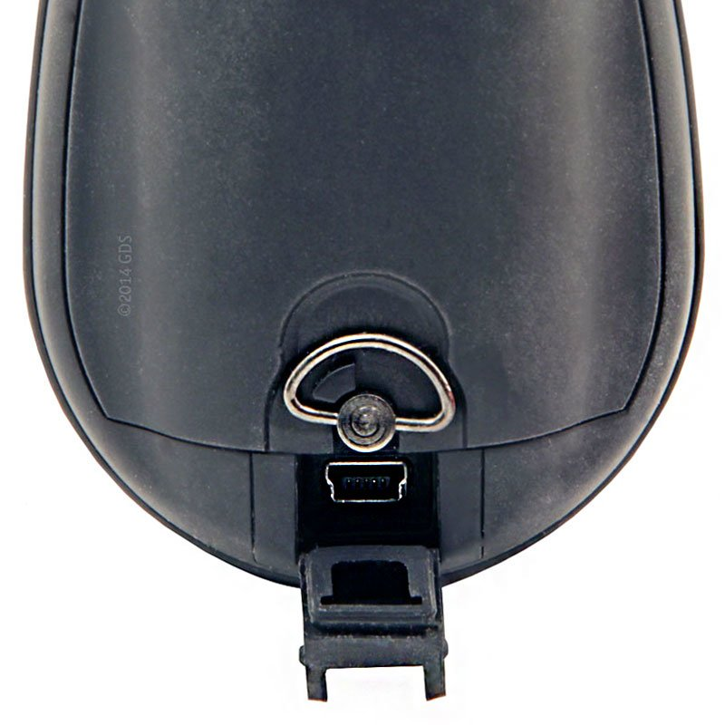 TEK 2.0L Transmitter Charging Port