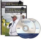 shop The Art and Science of Handling Retrievers with Dave Rorem DVD & Book Set
