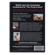 shop The Perfect Finish DVD back