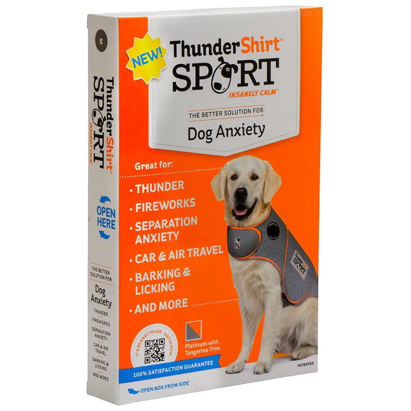 Thundershirt Sport Calming Anti Anxiety Dog Vest 3995