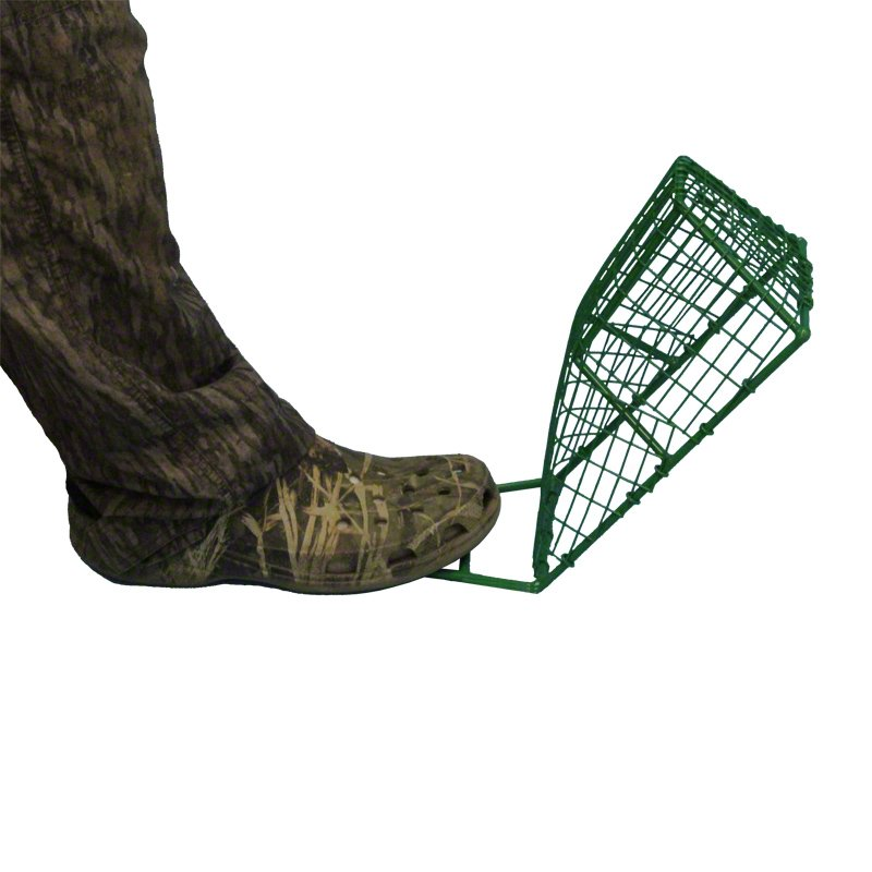 Green Tip Up Bird Releaser By Tomahawk Live Trap   42 95