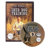 shop Tom Dokkens Shed Dog Training DVD