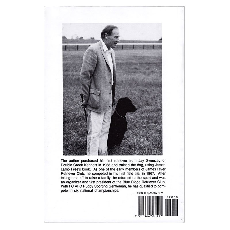 Training and Campaigning Retrievers back cover