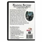 shop Training Setters and Continental Breeds DVD back