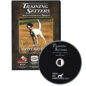 shop Training Setters and Continental Breeds with Sherry Ray Ebert DVD