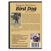 shop Training the Bird Hunters Bird Dog DVD back