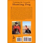 shop Training the Versatile Hunting Dog Back Cover Detail