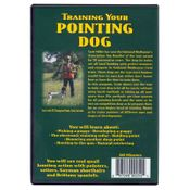 shop Training Your Pointing Dog with Scott Miller Back Cover