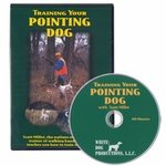 shop Training Your Pointing Dog with Scott Miller DVD