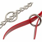 shop Tree Tie Lead with Chain Chain and Lead Ring Details