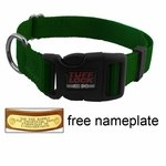 shop Large Tuff Lock Quick Release Adjustable Collar -- 1 in. Wide