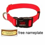 shop Medium Tuff Lock Quick Release Adjustable Collar -- 3/4 in. Wide