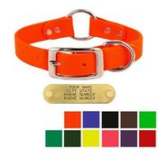 shop 1 in. Tufflex Center-Ring Dog Collars