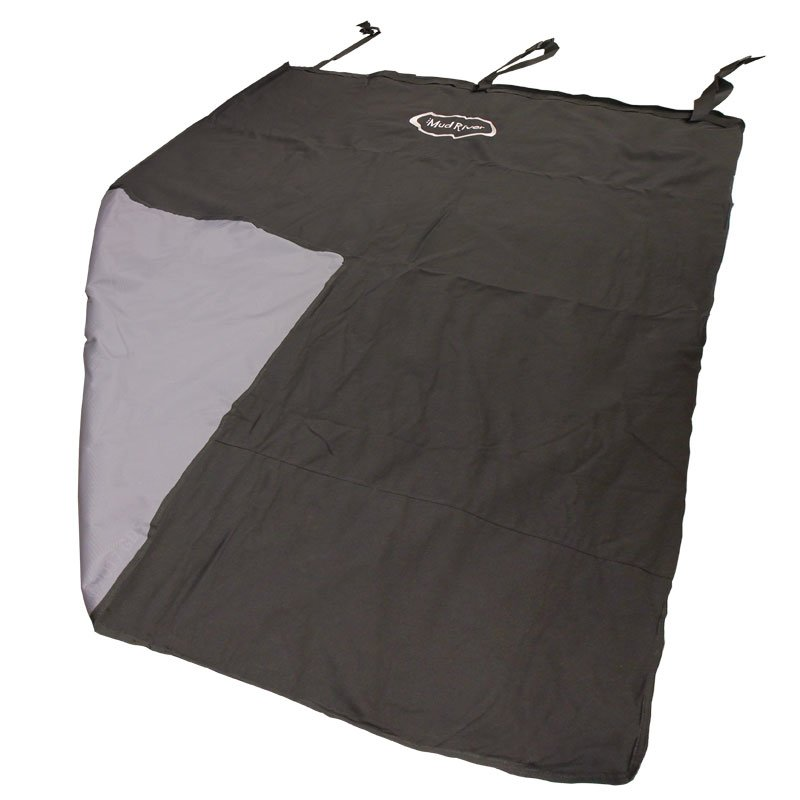 Mud River 2 Barrel Xl Bench Seat Cover Utility Mat 109 95