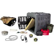 shop Ultimate Duck Dog Bundle w/ Large Lucky Duck Kennel