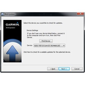 Updating The Software On Your Astro 430 320 System