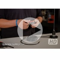 shop VIDEO: MagMount Long Range Antenna for Garmin Alpha and Astro