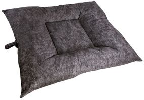 shop X-LARGE Bizzy Beds™ Dog Bed -- Charcoal