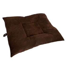 shop X-LARGE Bizzy Beds® Dog Bed -- Chocolate