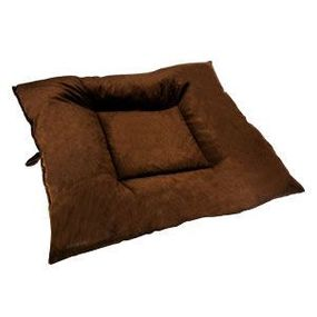 shop X-LARGE Bizzy Beds® Dog Bed -- Brown