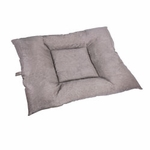 shop X-LARGE Bizzy Beds™ Dog Bed -- Light Gray