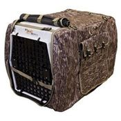 shop Extra Large Bottomland Camo Uninsulated Kennel Cover by Mud River