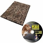 shop XL/Jumbo Blades Camo KBG Crate Cushion 32 in. x 22 in.