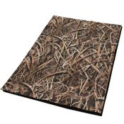 shop XL/JUMBO BLADES CAMO Crate Cushion 32 in. x 22 in.
