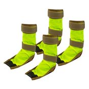 shop YELLOW Sylmar Field Boots -- Set of 4