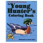 shop Young Hunters Coloring Book